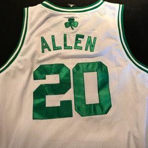 c32c673b adidas Other   Boston Celtics Ray Allen Jersey   Poshmark